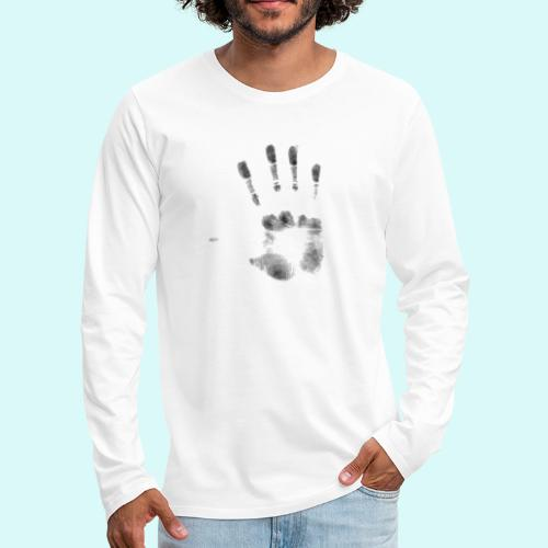 empreinte - T-shirt manches longues Premium Homme