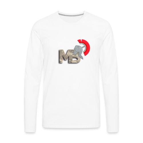 TheMBmulti Logo - Men's Premium Longsleeve Shirt