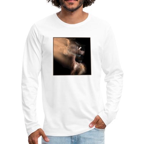 The Magical Cat - Mannen Premium shirt met lange mouwen