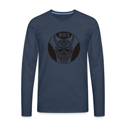 yakuza one color - T-shirt manches longues Premium Homme