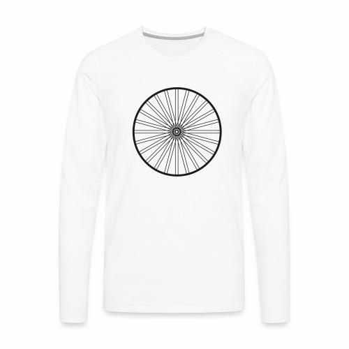 rad_02 - Männer Premium Langarmshirt