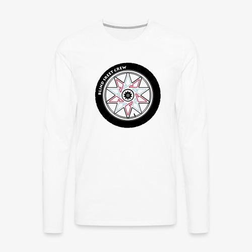 BSC Team - Maglietta Premium a manica lunga da uomo