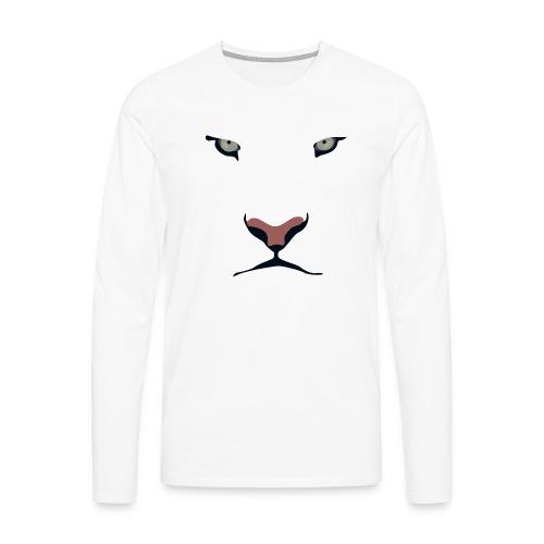 Tiger - Männer Premium Langarmshirt