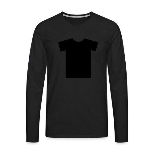 t shirt - T-shirt manches longues Premium Homme