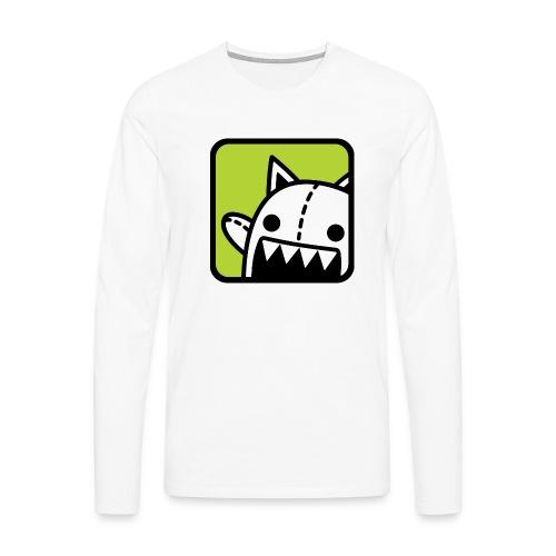 Legofarmen - Långärmad premium-T-shirt herr