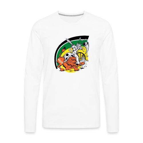 fortunaknvb - Mannen Premium shirt met lange mouwen