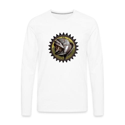 Fondation 1404 - T-shirt manches longues Premium Homme