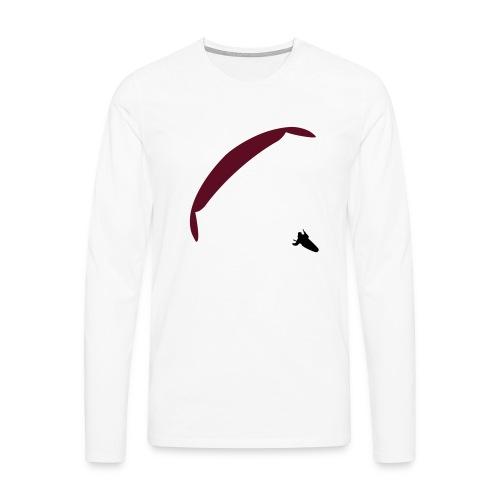 paragliding XC - T-shirt manches longues Premium Homme