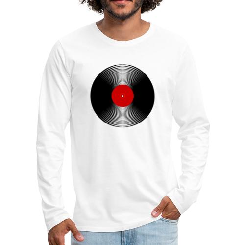 LP Vinyl - Men's Premium Longsleeve Shirt