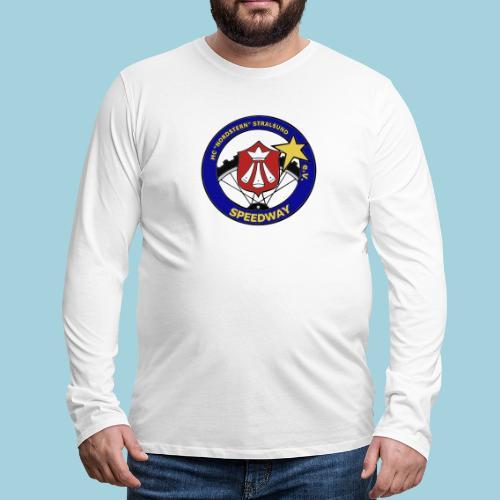 MCN Logo beidseitig - Männer Premium Langarmshirt