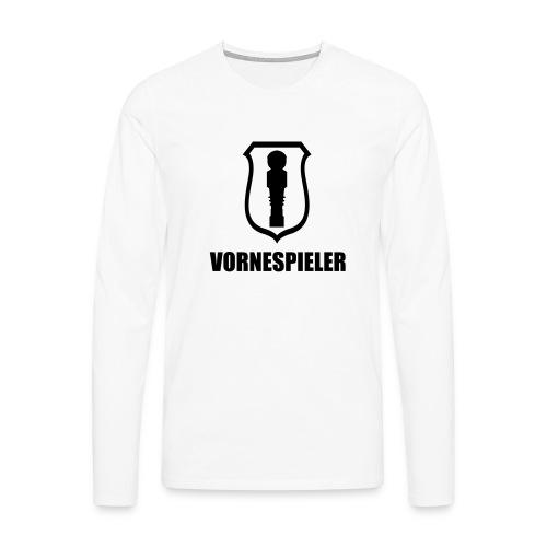 vornespieler - Männer Premium Langarmshirt