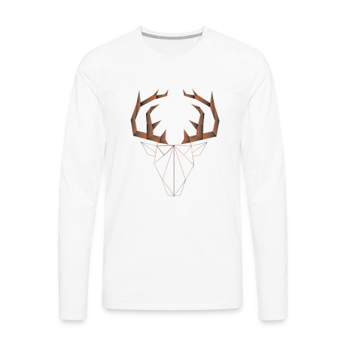 LOW ANIMALS POLY - T-shirt manches longues Premium Homme