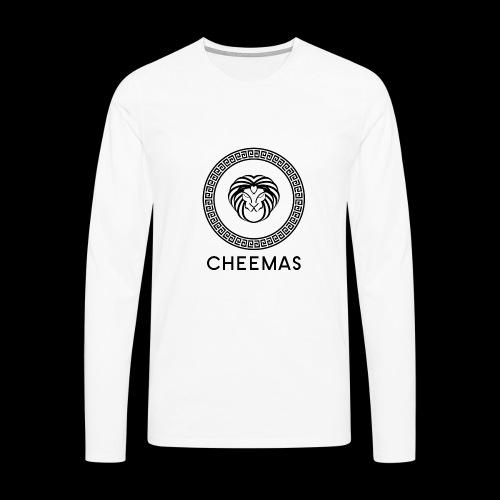 CHEEMAS - T-shirt manches longues Premium Homme