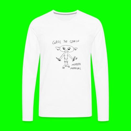Murder Madrigals - Men's Premium Longsleeve Shirt