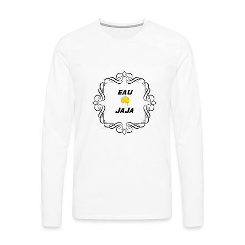 Eau JaJa - T-shirt manches longues Premium Homme