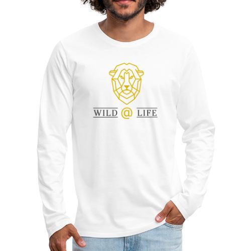 wild@life e.V. - Männer Premium Langarmshirt