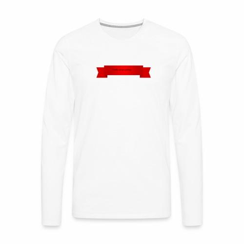 Fcg shop - Långärmad premium-T-shirt herr