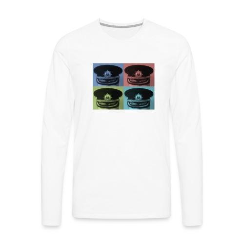 kepis - Camiseta de manga larga premium hombre