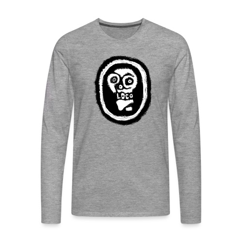 Poco Loco..its got a ring to it - Men's Premium Longsleeve Shirt