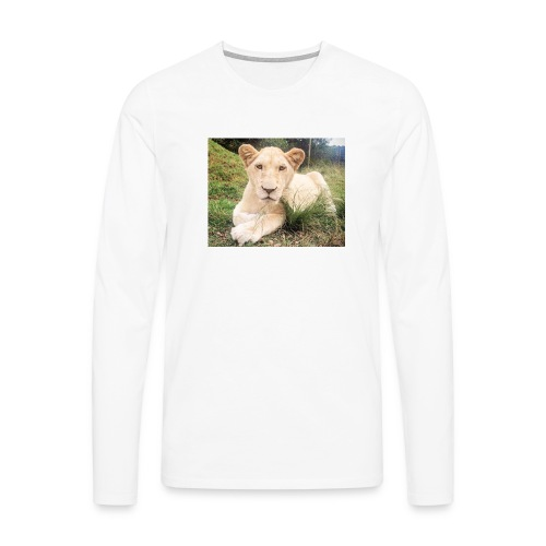 10536 2Cmoomba groot - Men's Premium Longsleeve Shirt