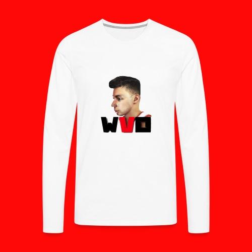 WVO OFFICIAL - Men's Premium Longsleeve Shirt