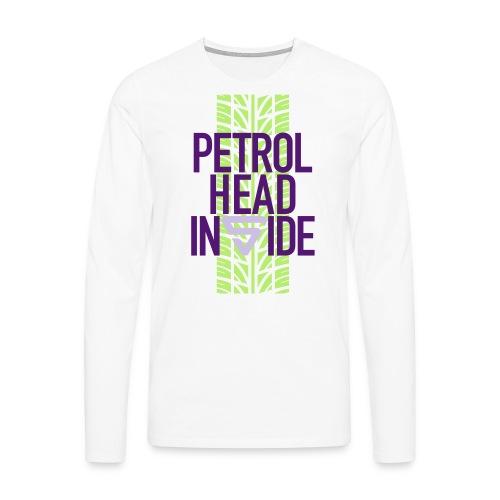 Petrolhead inside - T-shirt manches longues Premium Homme