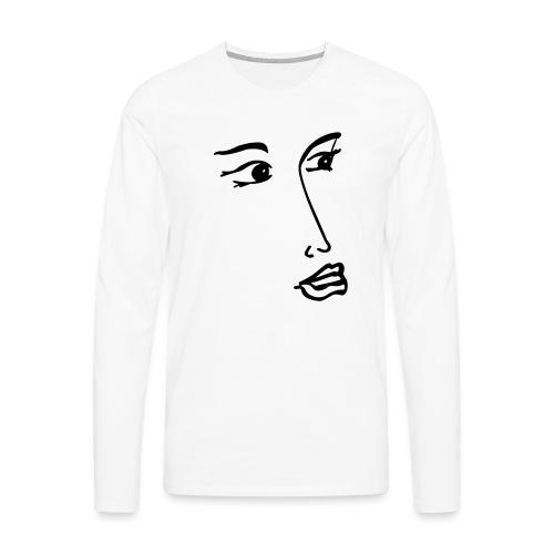 verträumt - Männer Premium Langarmshirt
