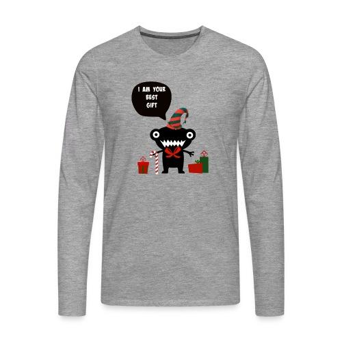 Meilleur cadeau - Best Gift - T-shirt manches longues Premium Homme