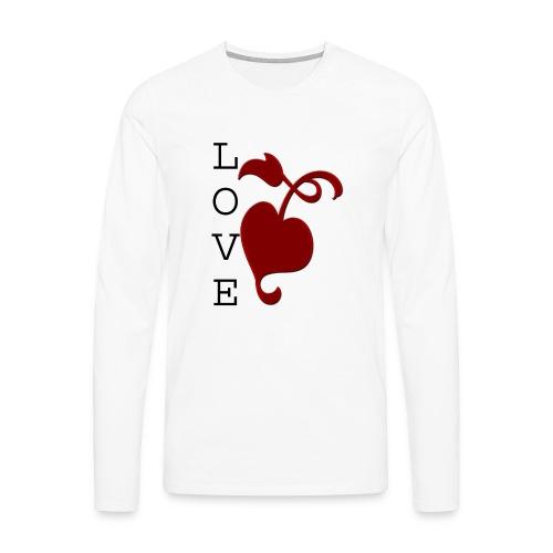 Love Grows - Men's Premium Longsleeve Shirt
