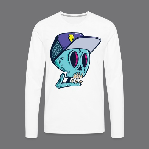Death Tee Shirts - Men's Premium Longsleeve Shirt
