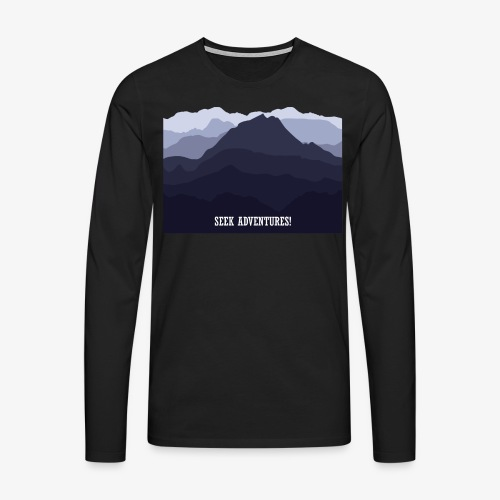 seekadventures - Men's Premium Longsleeve Shirt