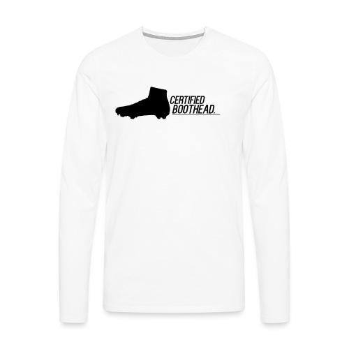 Certified Boothead - Men's Premium Longsleeve Shirt