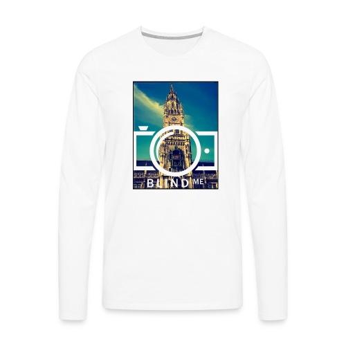 Offical BlindMe - Men's Premium Longsleeve Shirt