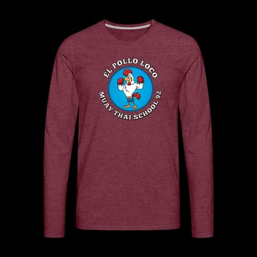 MTS92 EL POLLO LOCO FINAL 2 - T-shirt manches longues Premium Homme