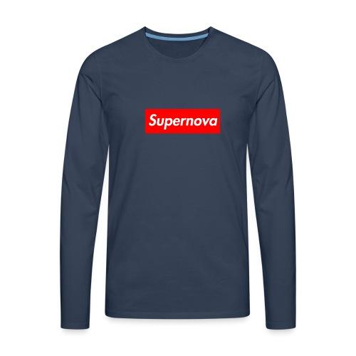 Supernova - T-shirt manches longues Premium Homme