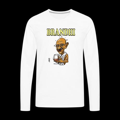 Brandhi - Men's Premium Longsleeve Shirt