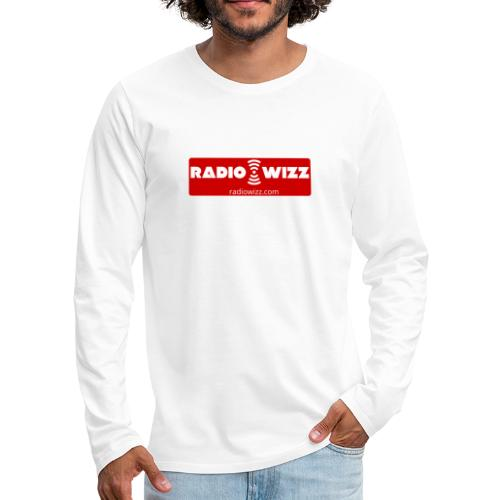 Radio Wizz - Men's Premium Longsleeve Shirt