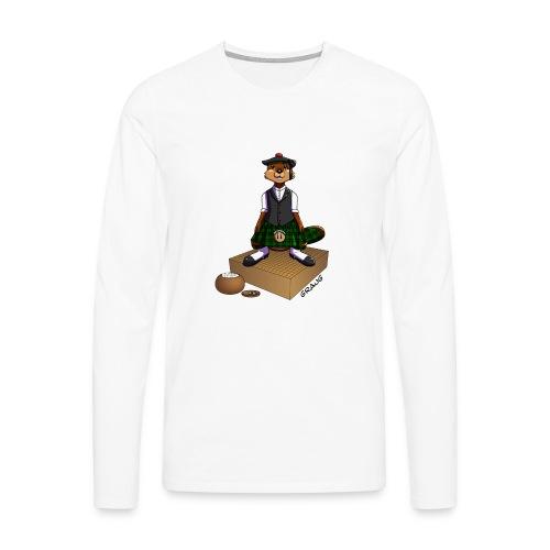 Pimp my Nuki - Égossais - T-shirt manches longues Premium Homme