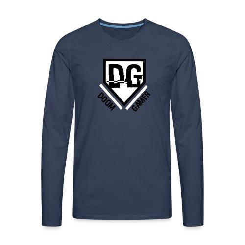 doom trui - Mannen Premium shirt met lange mouwen