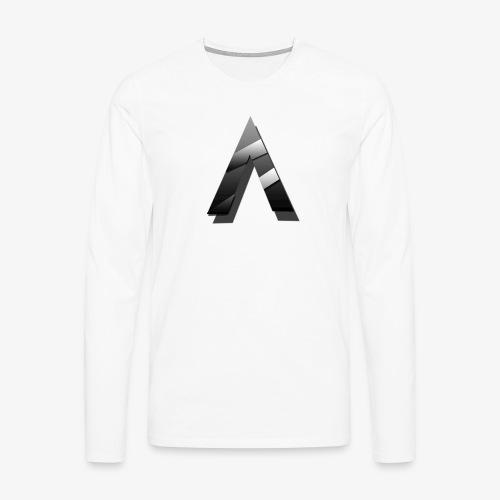 A for Arctic - T-shirt manches longues Premium Homme