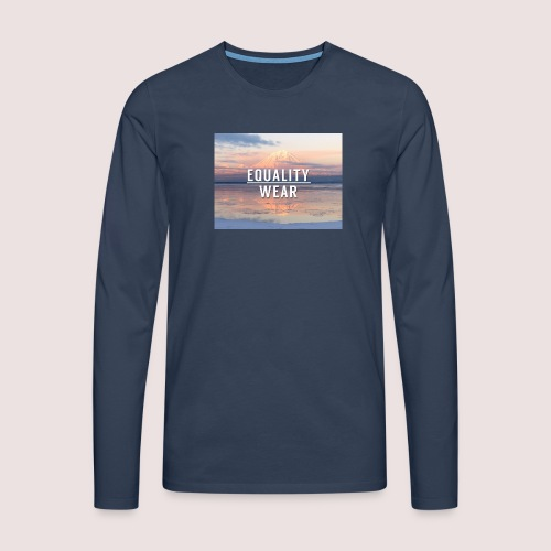Mountain Equality Edition - Men's Premium Longsleeve Shirt