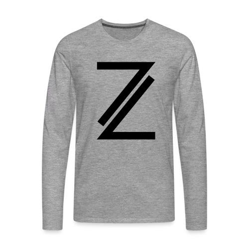 Z - Men's Premium Longsleeve Shirt