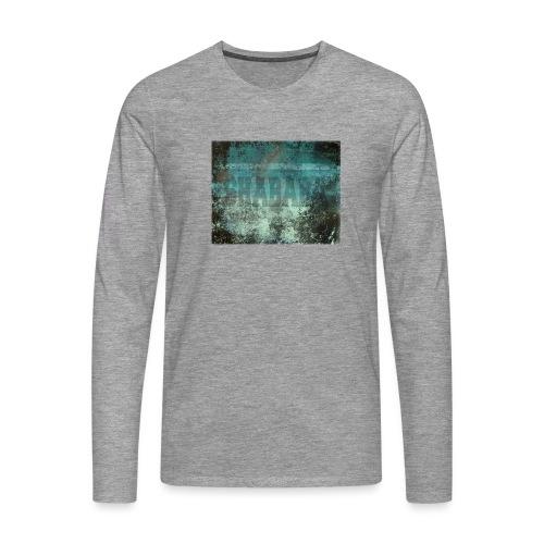 Shababa Tshirt - Herre premium T-shirt med lange ærmer