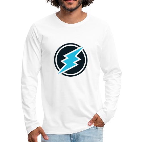 ETN logo - Men's Premium Longsleeve Shirt