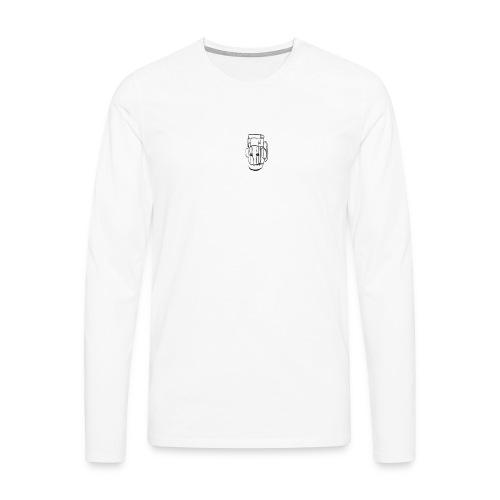 Backpack Zaino - Maglietta Premium a manica lunga da uomo