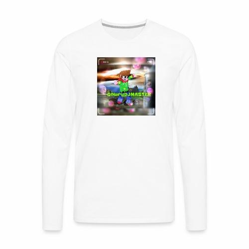 Il mio personaggio - Maglietta Premium a manica lunga da uomo