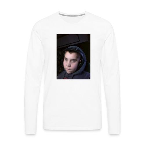 djyoutuber thisert - Mannen Premium shirt met lange mouwen