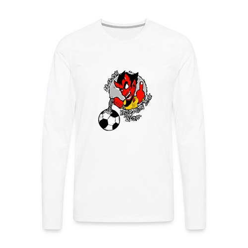 ontwerp_vrijgezellen3 - Mannen Premium shirt met lange mouwen