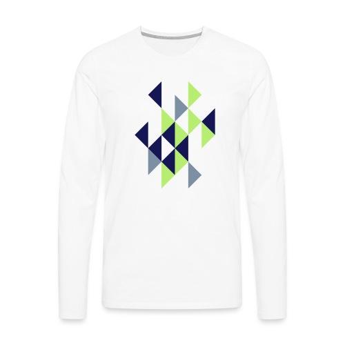 3ck - Männer Premium Langarmshirt