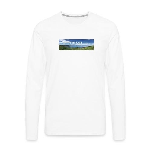 J BRAND Clothing - Men's Premium Longsleeve Shirt